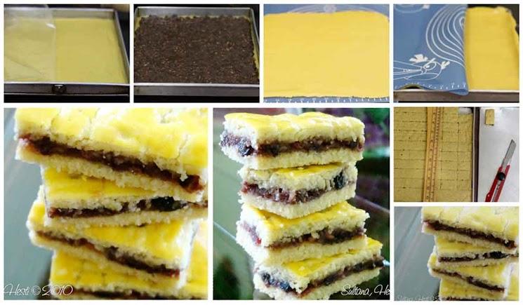 Resep Kue Kering Sultana Yang Enak, Manis dan Renyah