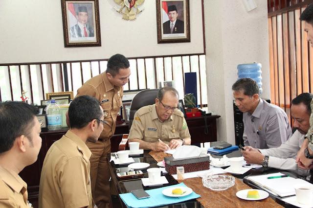 Pemko Medan Dukung Pelaksanaan Program Lapor SP4N