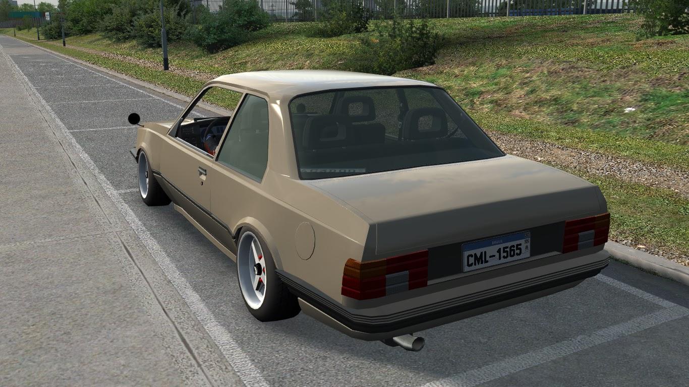 XR - Chevrolet Monza 92