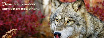 Capas exclusivas para Facebook - lobo