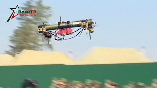 Drone Kit untuk Peluncur Roket Anti-Tank