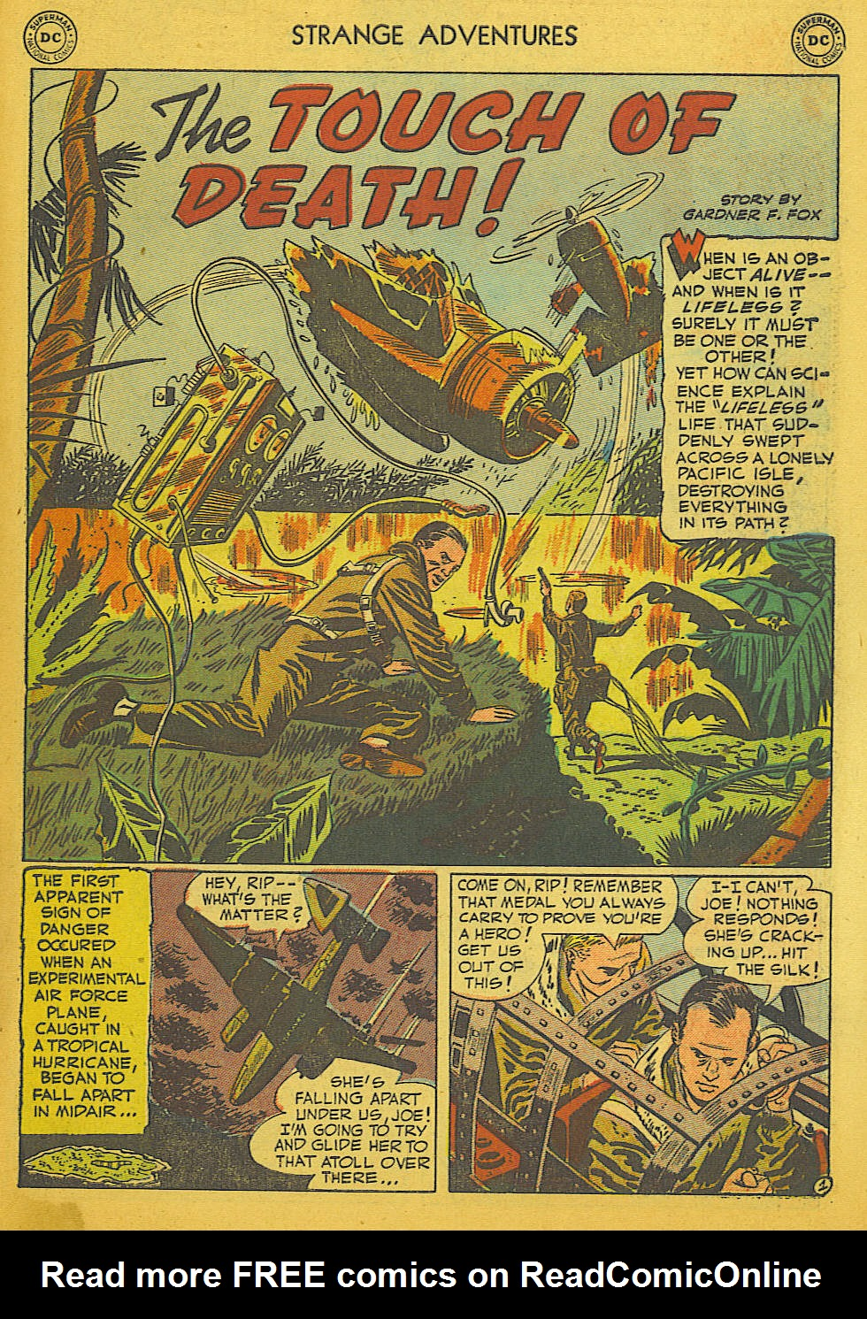 Strange Adventures (1950) issue 16 - Page 27
