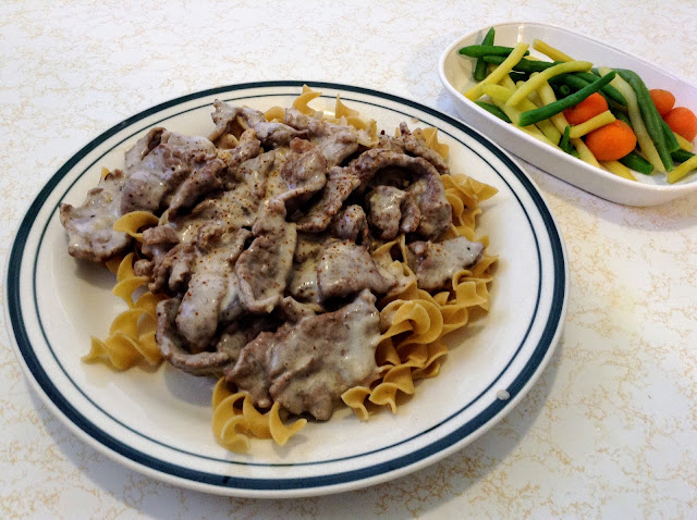 McCormick Beef and Mushroom Stroganoff