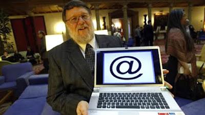 El primer correo electrónico