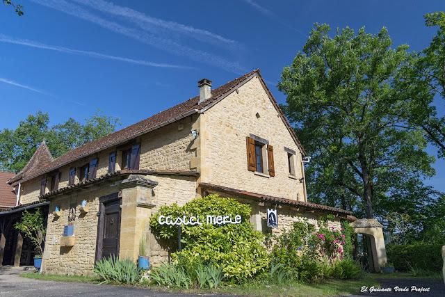 Auberge de Castel Merle - Francia por El Guisante Verde Project