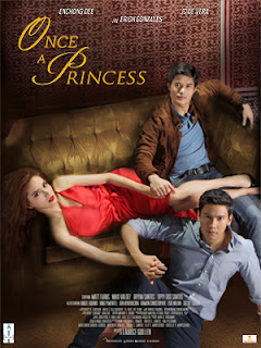 Once A Princess is a 2014 Filipino romantic drama film directed by Laurice Guillen.