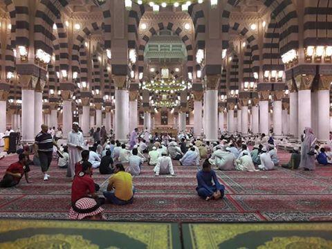 Tradisi Ilmu Dalam Peradaban Masjid