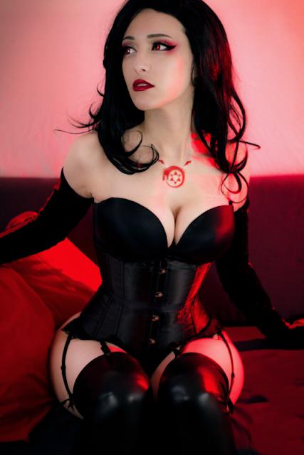 sexy costume cosplay