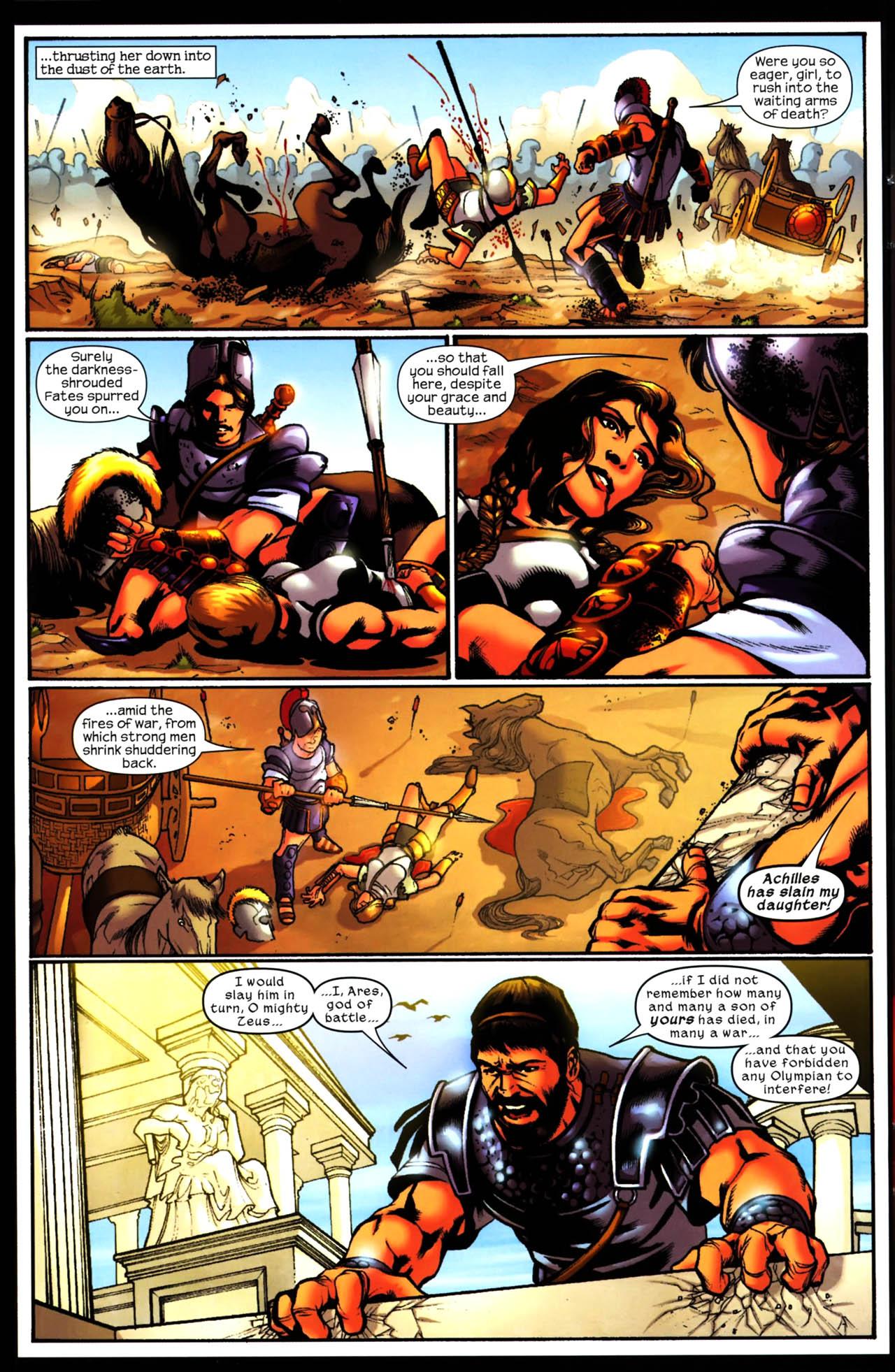 Read online Trojan War comic -  Issue #3 - 15