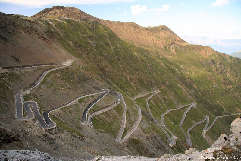 Stelvio Pass, Eastern Alps | Itália