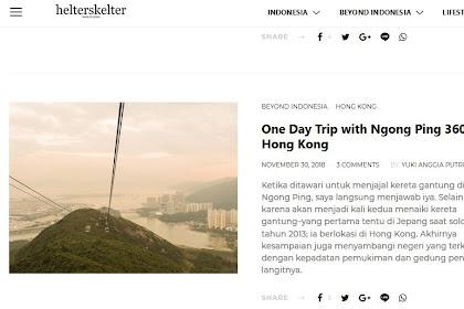 Ohelterskelter : Bukti Travel Blogger Harus Mahir Fotografi
