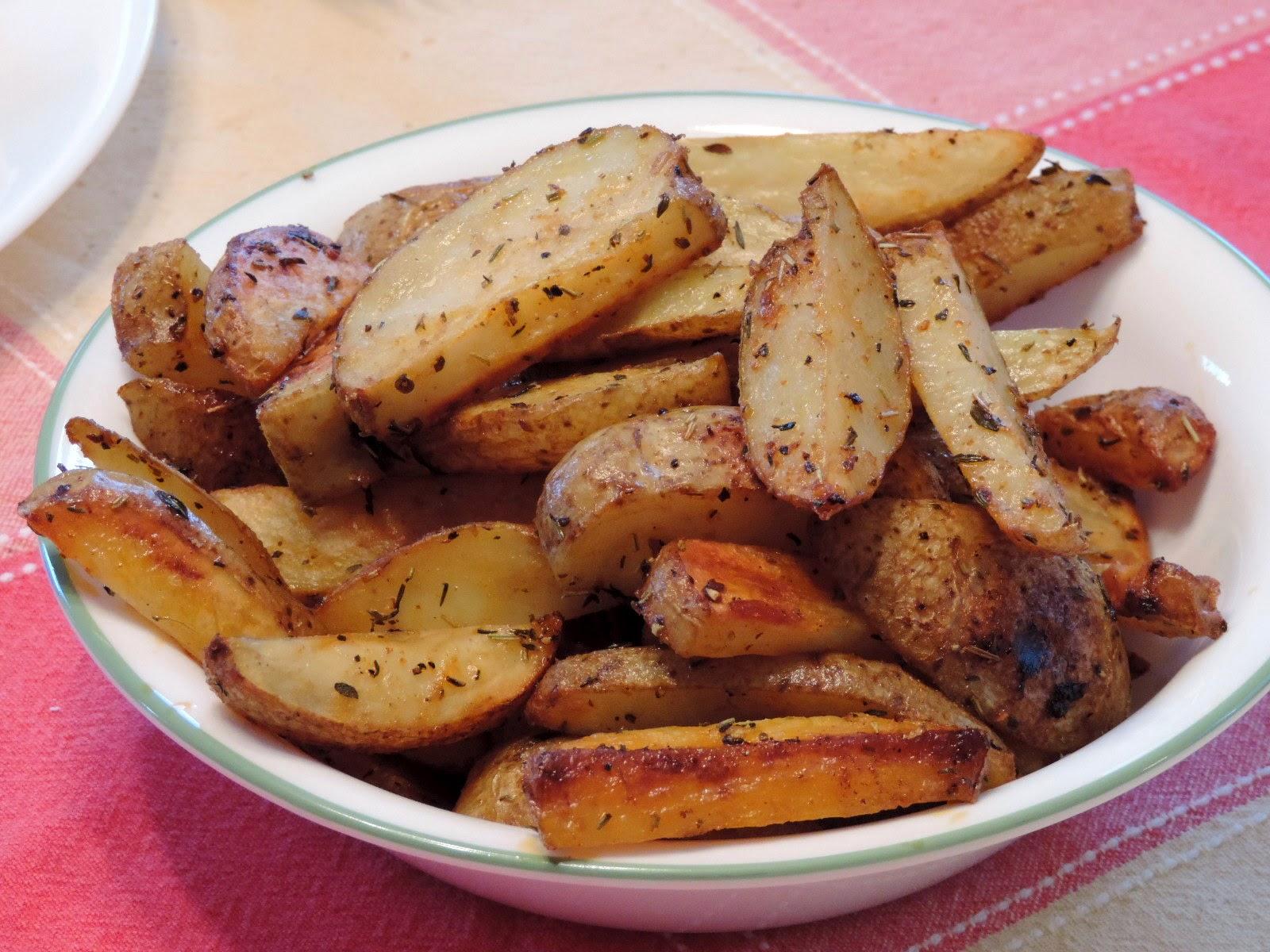 Maman m lanie cuisine frites au four - Frites pour friteuse au four ...