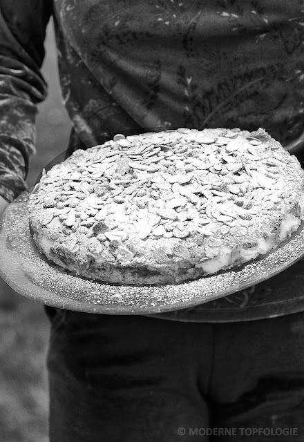 Die Torta Della Nonna - ein italienischer Kuchenklassiker.