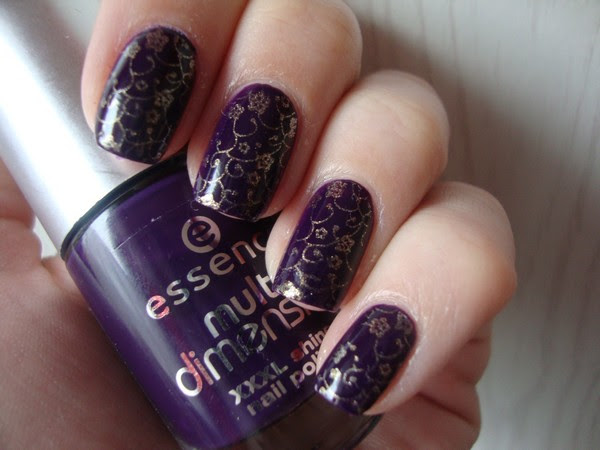 ESSENCE - PURPLE CHERRY & KONAD