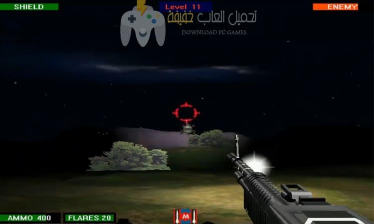 تحميل لعبة حرب الشاطئ Beach Head للكمبيوتر برابط مباشر