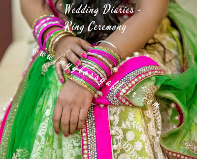 Wedding Diaries - Ring Ceremony