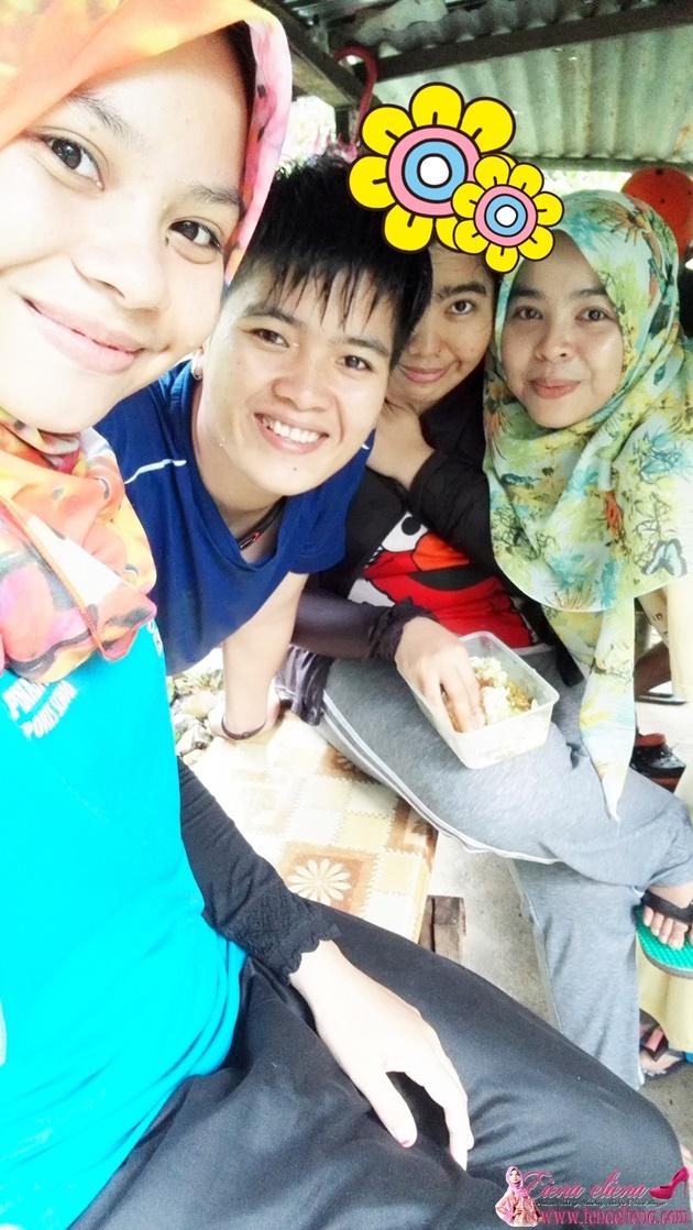 Cuti Hari Buruh Berkelah di Dusun