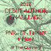 What's Up for the Debut Author Challenge Authors in 2015? - Part 4