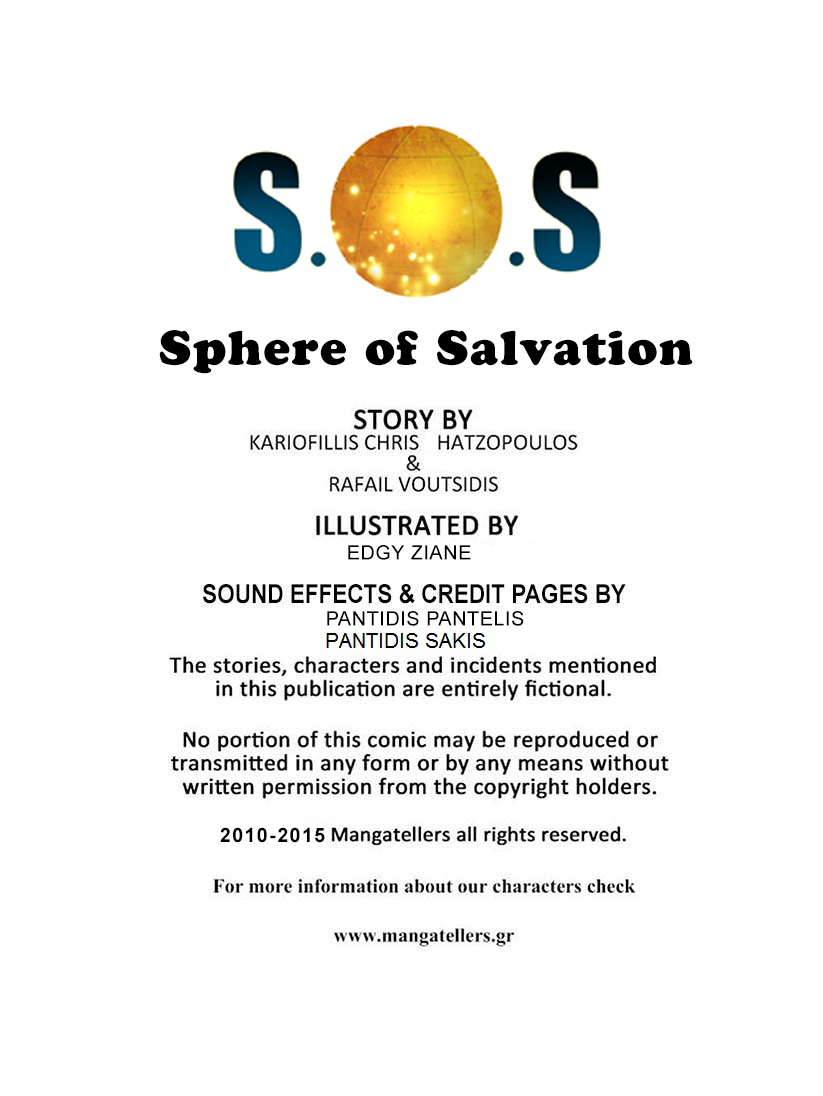 Sphere of Salvation Ch.2