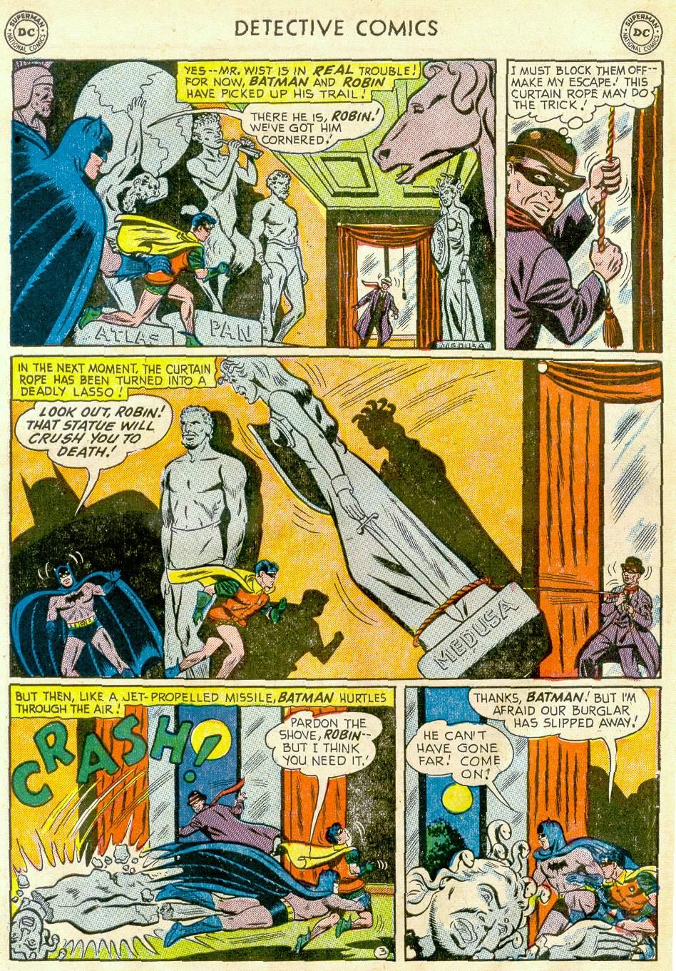Read online Detective Comics (1937) comic -  Issue #181 - 5