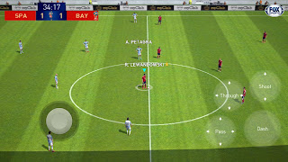 PES 2019 Mobile v3.1.3 New Graphics Patch Android
