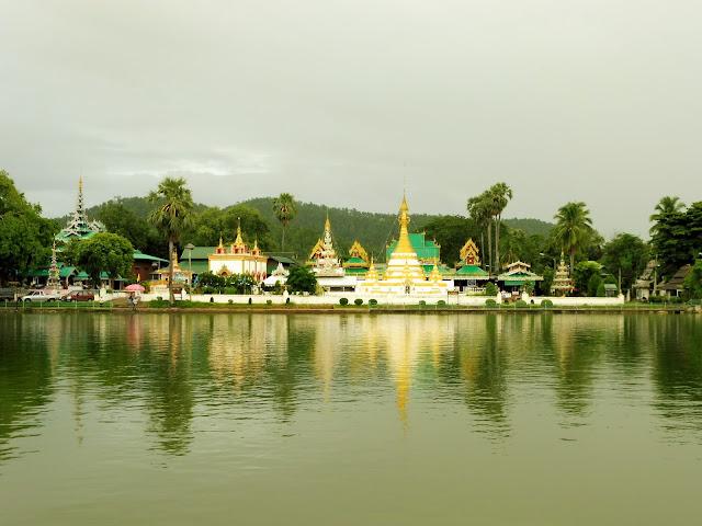 mae hong son tailandia