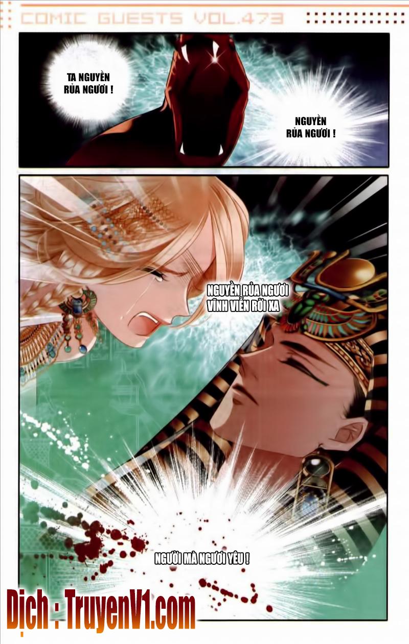 Sủng Phi Của Pharaoh Chap 52