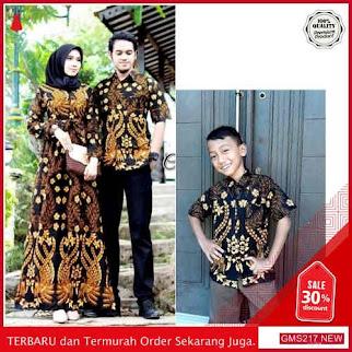 GMS217 0FLBT217B74 Batik Couple Notoarto Batik Ipnu Dropship SK0197160060