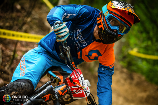 2015 Enduro World Series: Samoens, France - Highlights