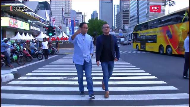 Menjelang Aksi 22 Mei, Anies Bertolak ke Jepang