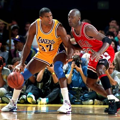 0e1737e3468 NBA Greatest Duels: Michael Jordan vs Magic Johnson (1988) - Message Board  Basketball Forum - InsideHoops