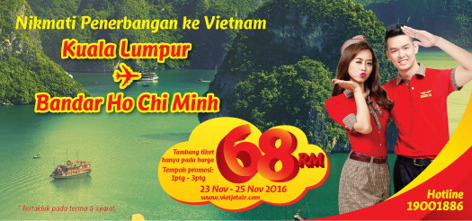 Latest Vietjet 15% off Promo code, Save 10%% Now On Your Favorite Brands! Use Promo Code Save Your Money When You Shop Online.