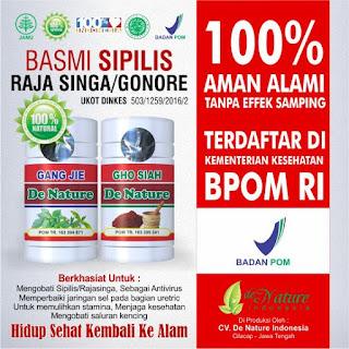 obat sipilis De Nature di Aceh Barat Daya
