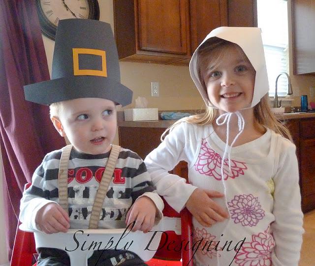 hats12 Pilgrim Bonnets and Hats 36