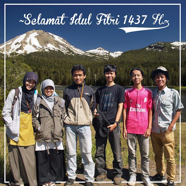 Idul Fitri bersama Sahabat di Jember