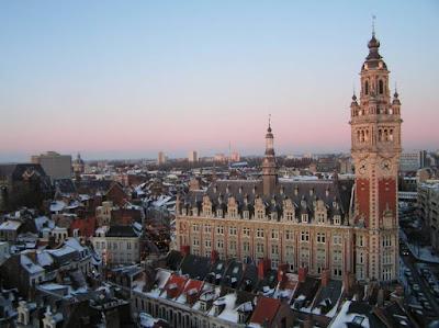 Beffroi de l'Hôtel de Ville - Lille
