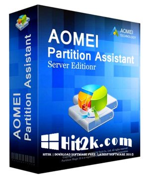 AOMEI Partition Assistant Technician 6 Full Version