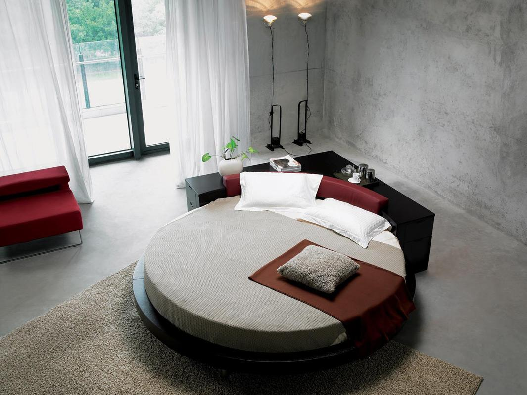 So Do Countless Hotels And Hollywood Stars Who Favor The Unconventional Round Beds Have Always Been Something Of A Novelty But With Furniture S