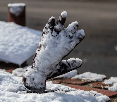 Please stop, Winter!