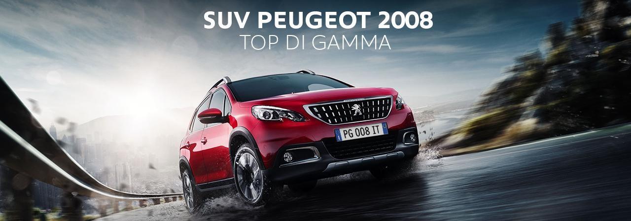 Colori Peugeot 2008 SUV con foto nelle varie colorazioni: quale colore scegliere?