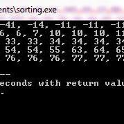 Program Algoritma Bubble Sorting Dan Insertion Sorting