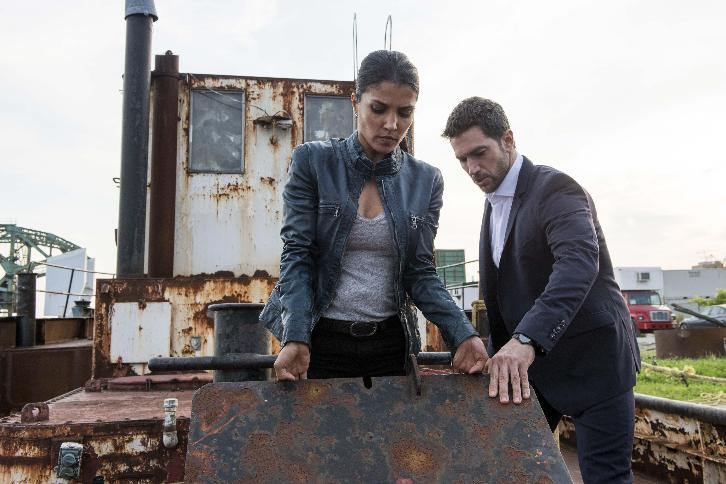 Ransom - Episode 1.04 - Joe - Press Release