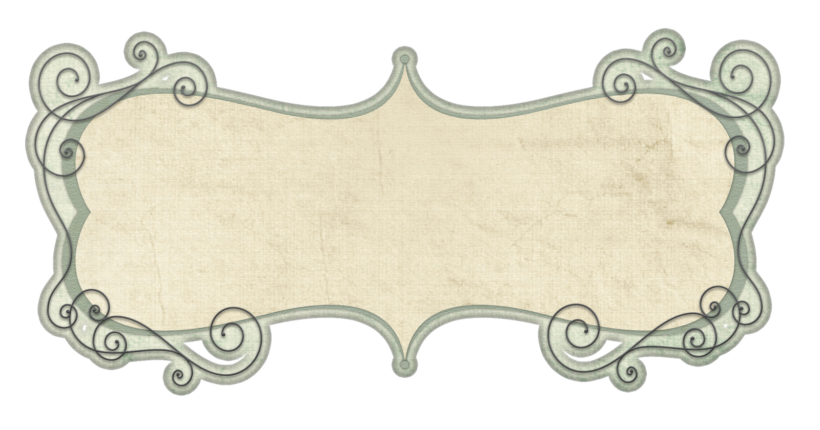 Free Cu Doodle Frame Border Template And Paper Textures