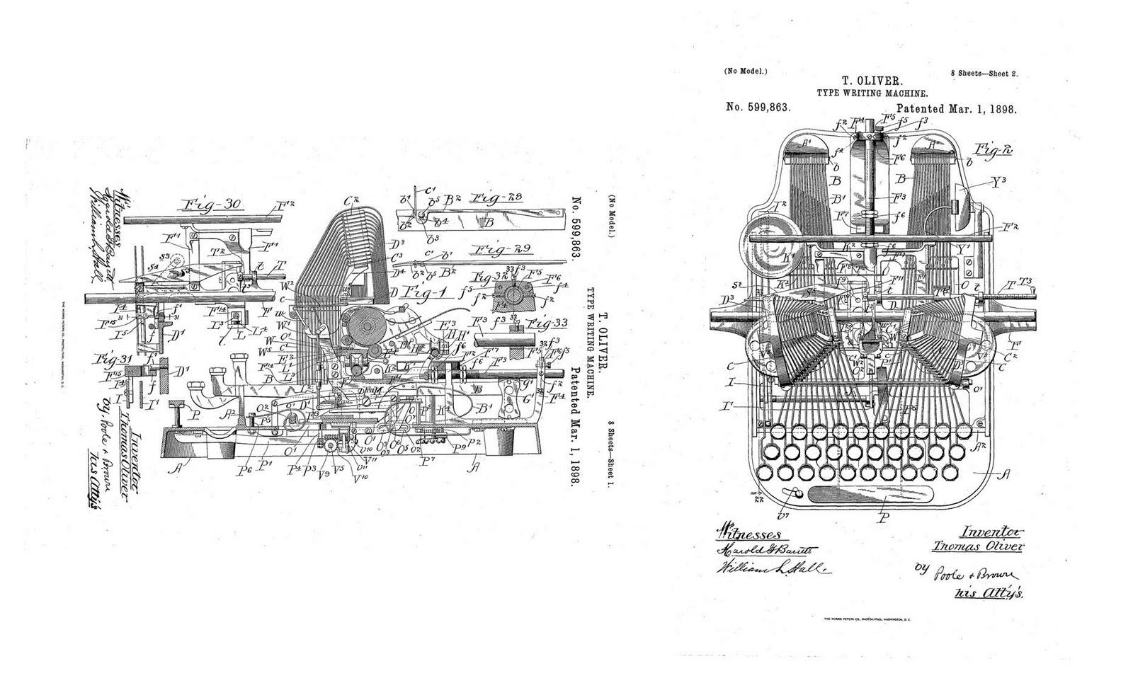 manual typewriter diagram wiring of alternator bioimplement: january 2012