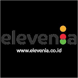 Elevenia Logo vector (.cdr) Free Download