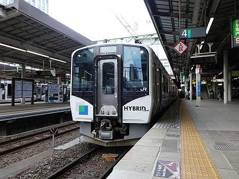 【ダイヤ改正で新登場!】東北仙石ライン HB-E210系の緑快速 仙台行き