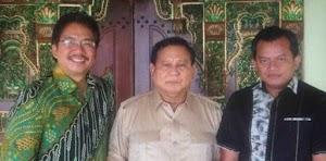Terungkap, Prabowo Tolak Proposal LSI Denny JA