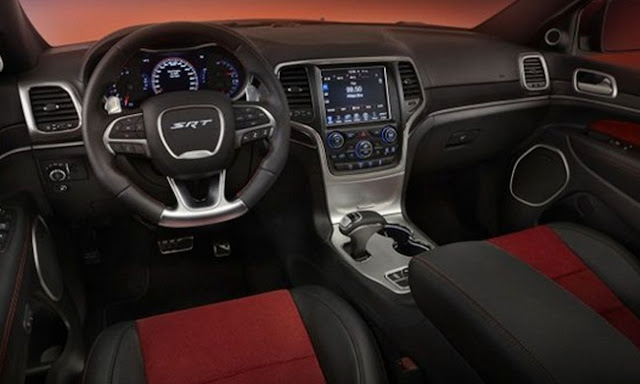 2016 Jeep Cherokee SRT8 Hellcat Review