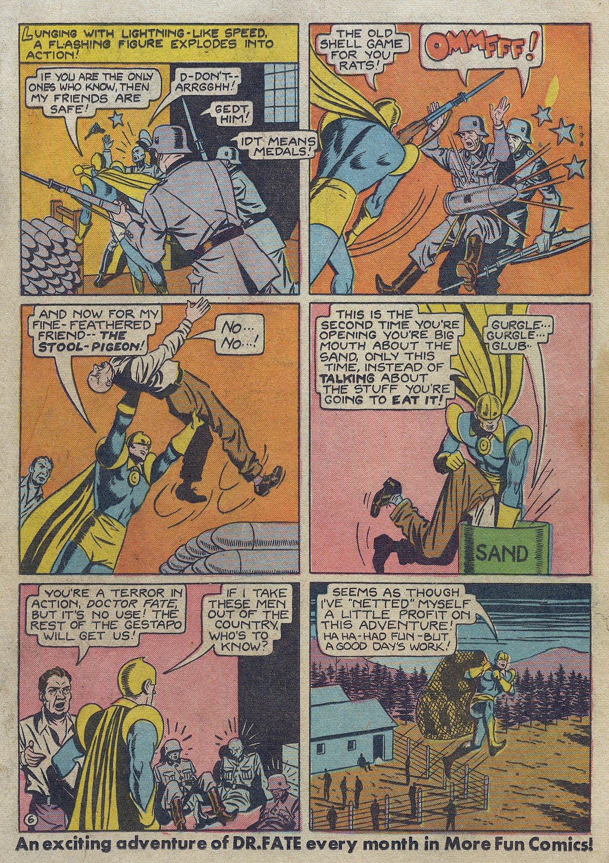 Read online All-Star Comics comic -  Issue #14 - 31