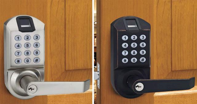 khóa cửa thông minh